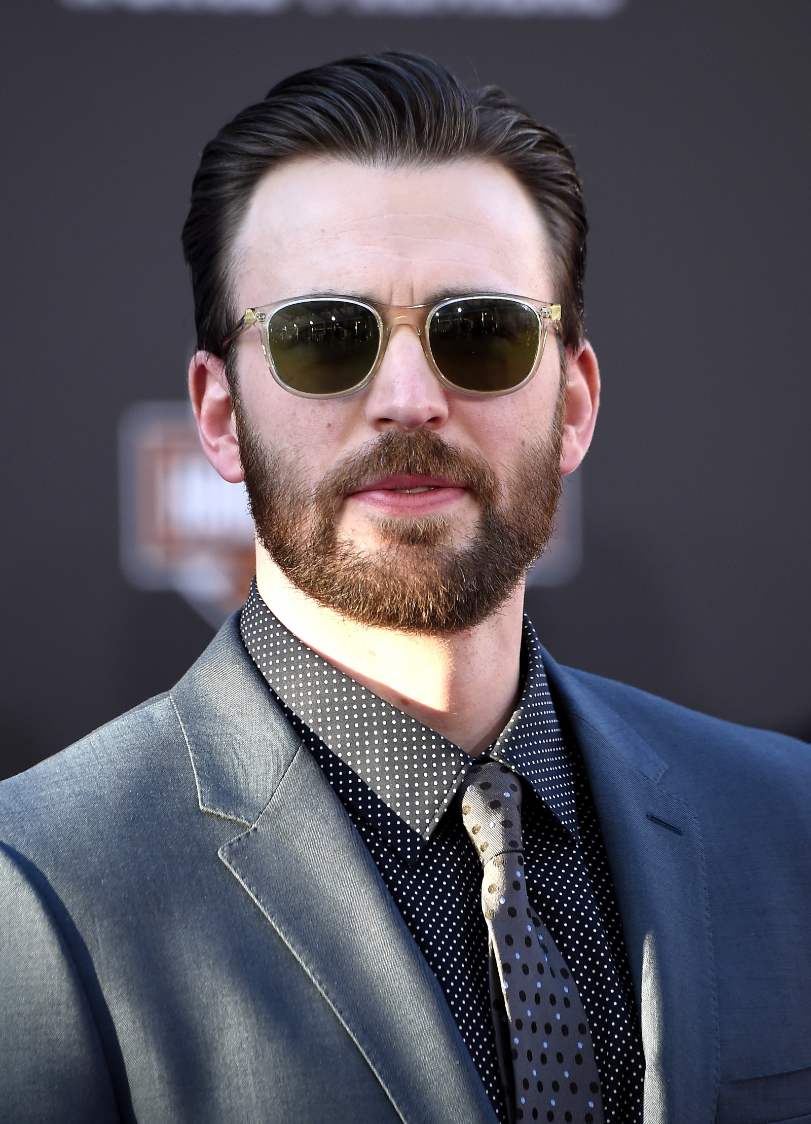 Trump blasted by Chris Evans and Twitter couldn't be more ...