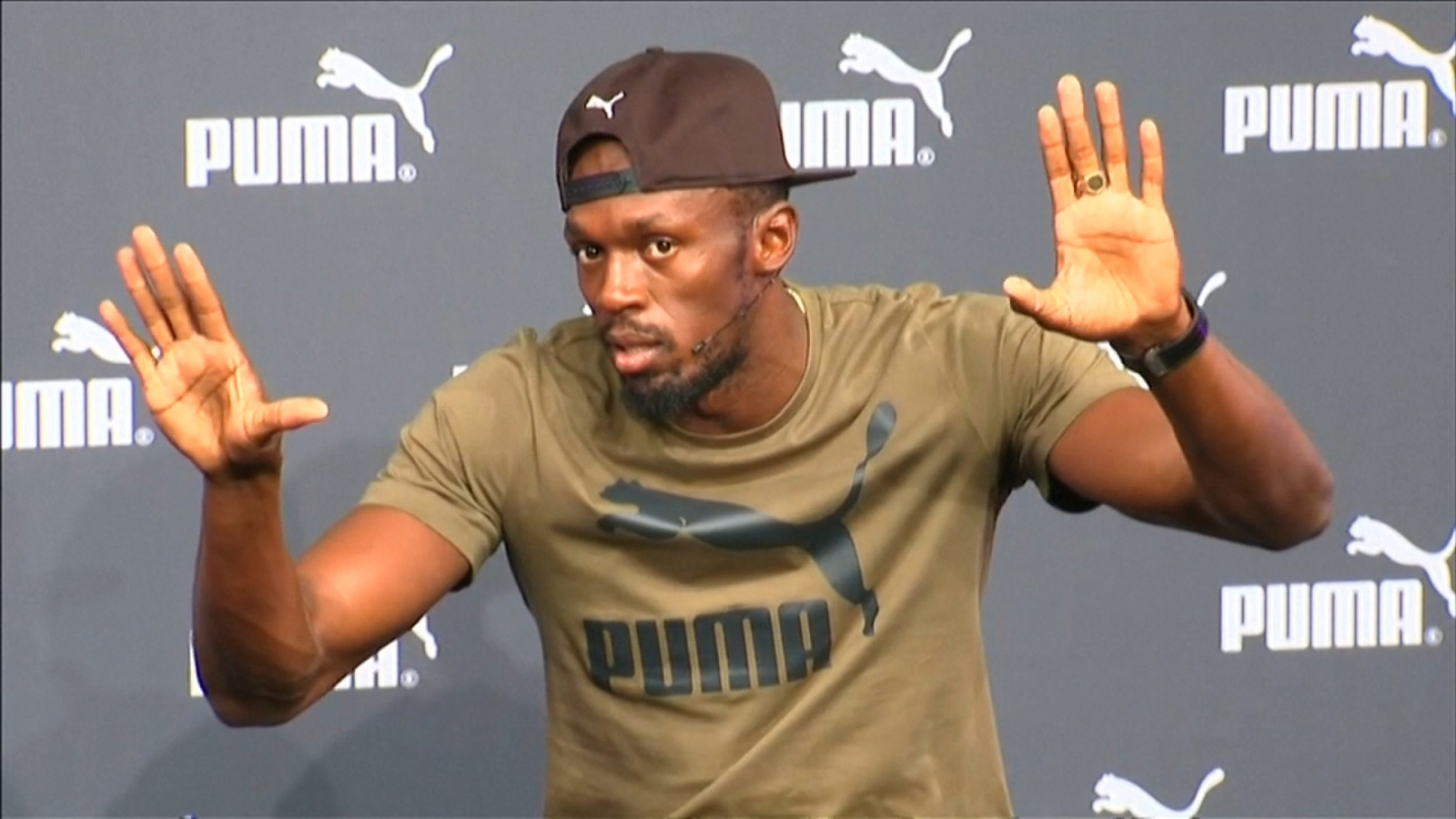 Usain Bolt Speaks On His Legacy And Future