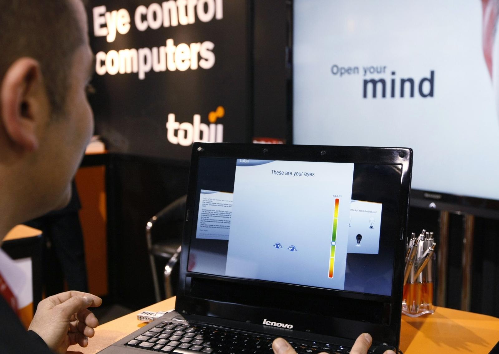 Windows 10 will get eye-tracking