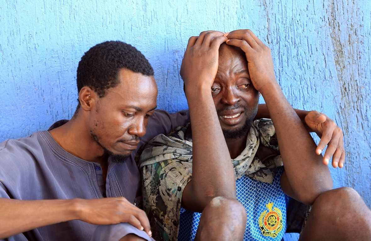 Slave Trade In Libia >> 'Horrified' by Libya slave trade, Rwanda offers refuge to African migrants wishing to leave the ...