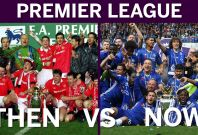 Premier League At 25: Then Vs Now