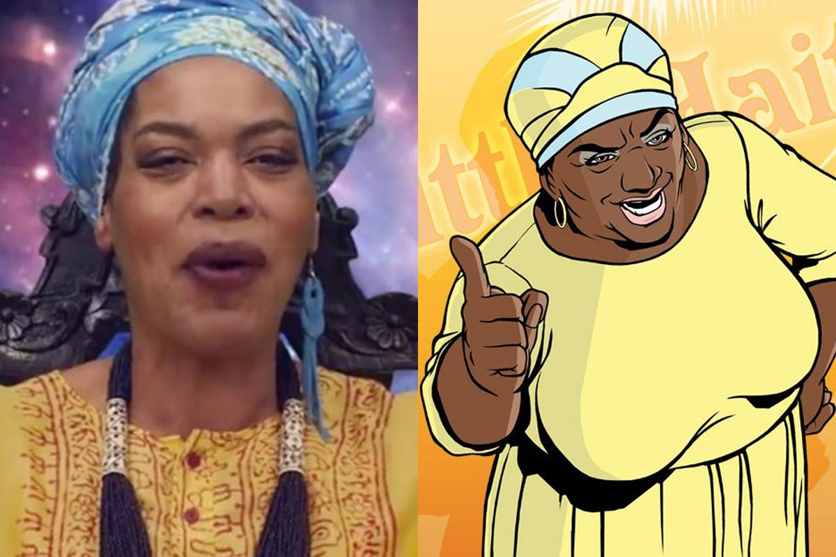 Miss Cleo Auntie Poulet GTA