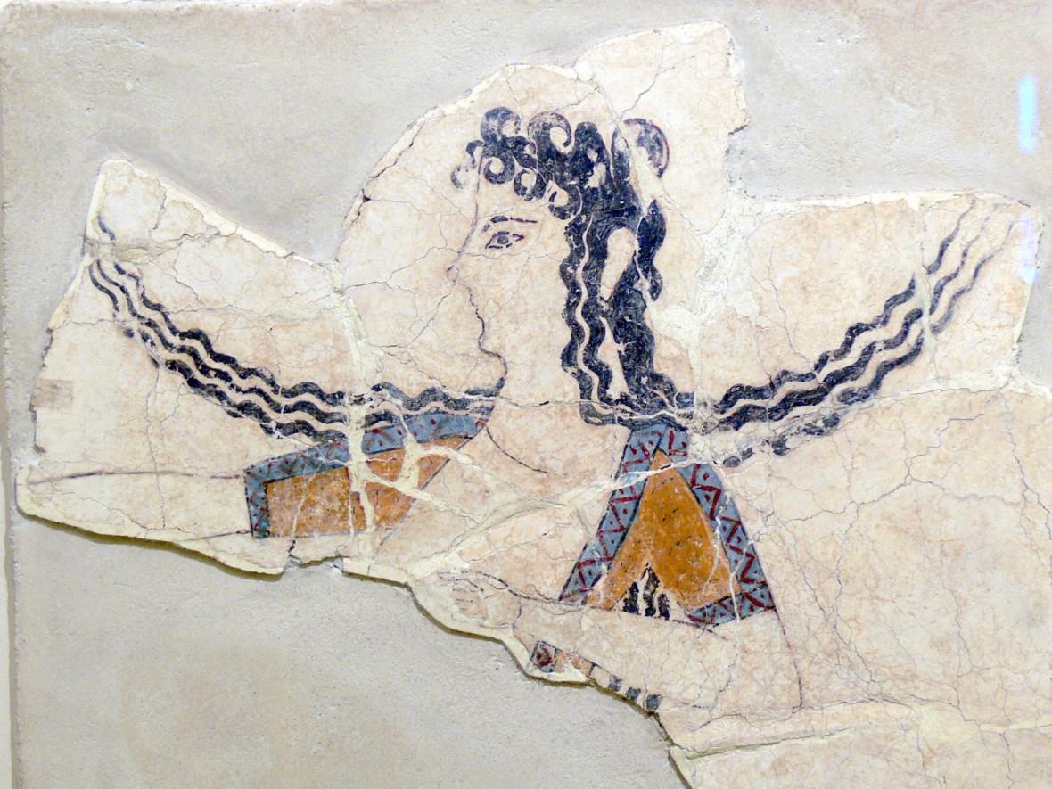 Minoan woman