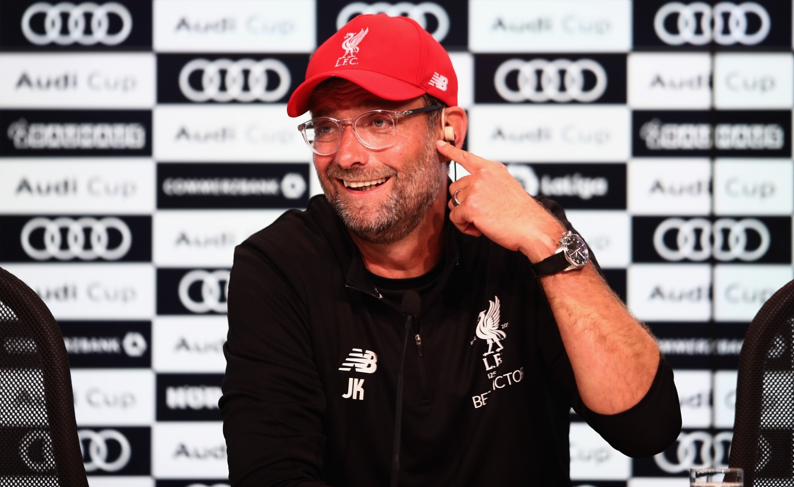 Klopp Reacts to