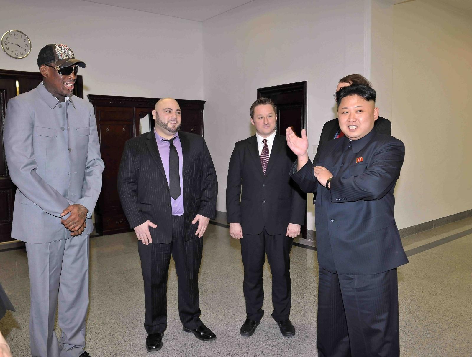 Dennis Rodman and North Korea travel ban