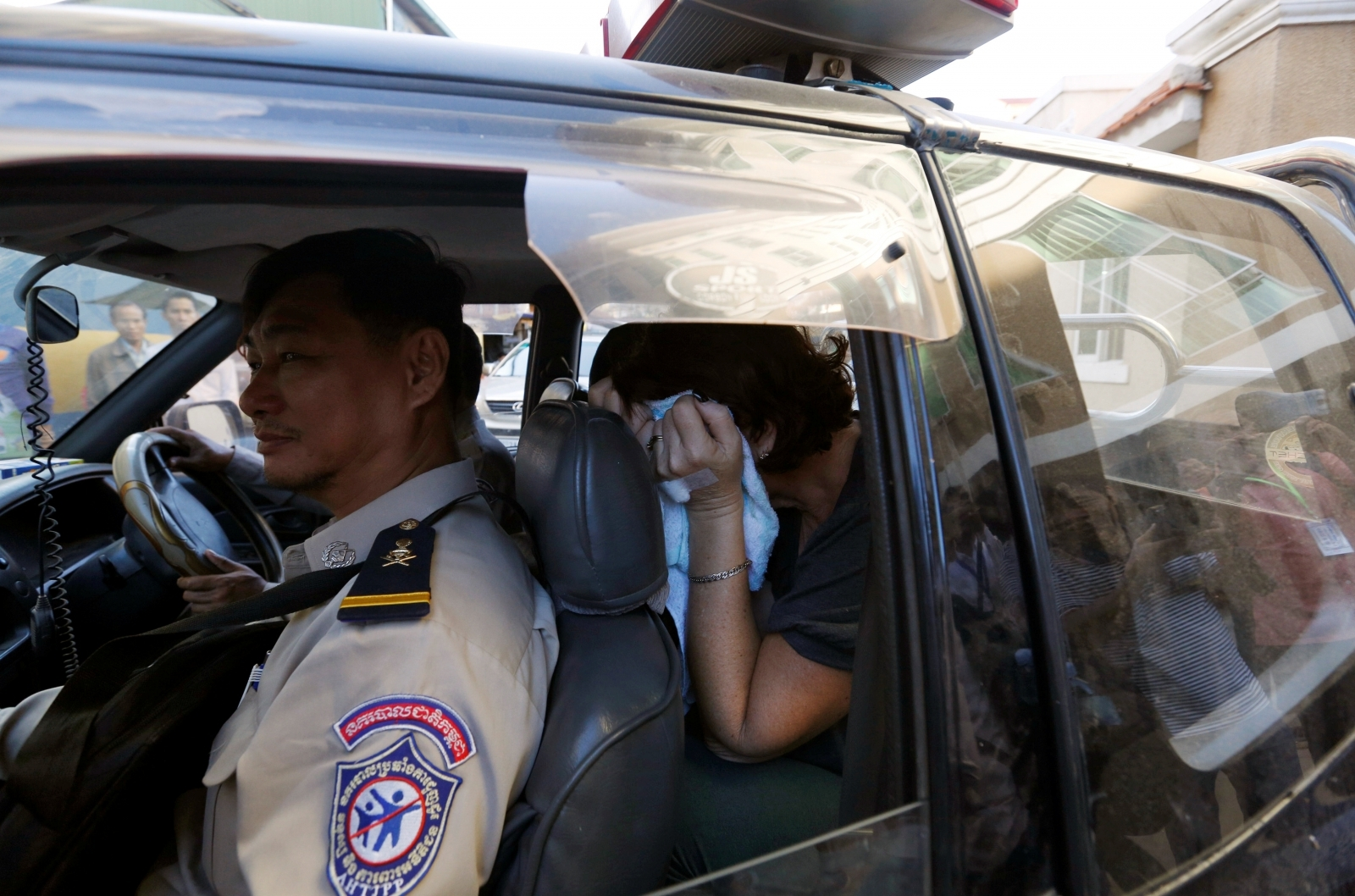 Cambodia sentences Australian woman in surrogacy case
