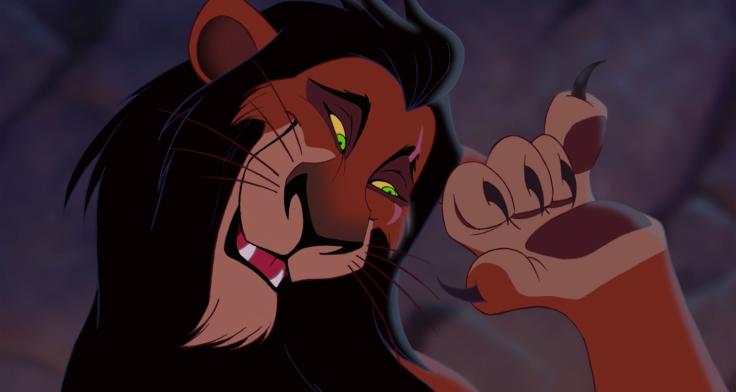 Scar Lion King 1994