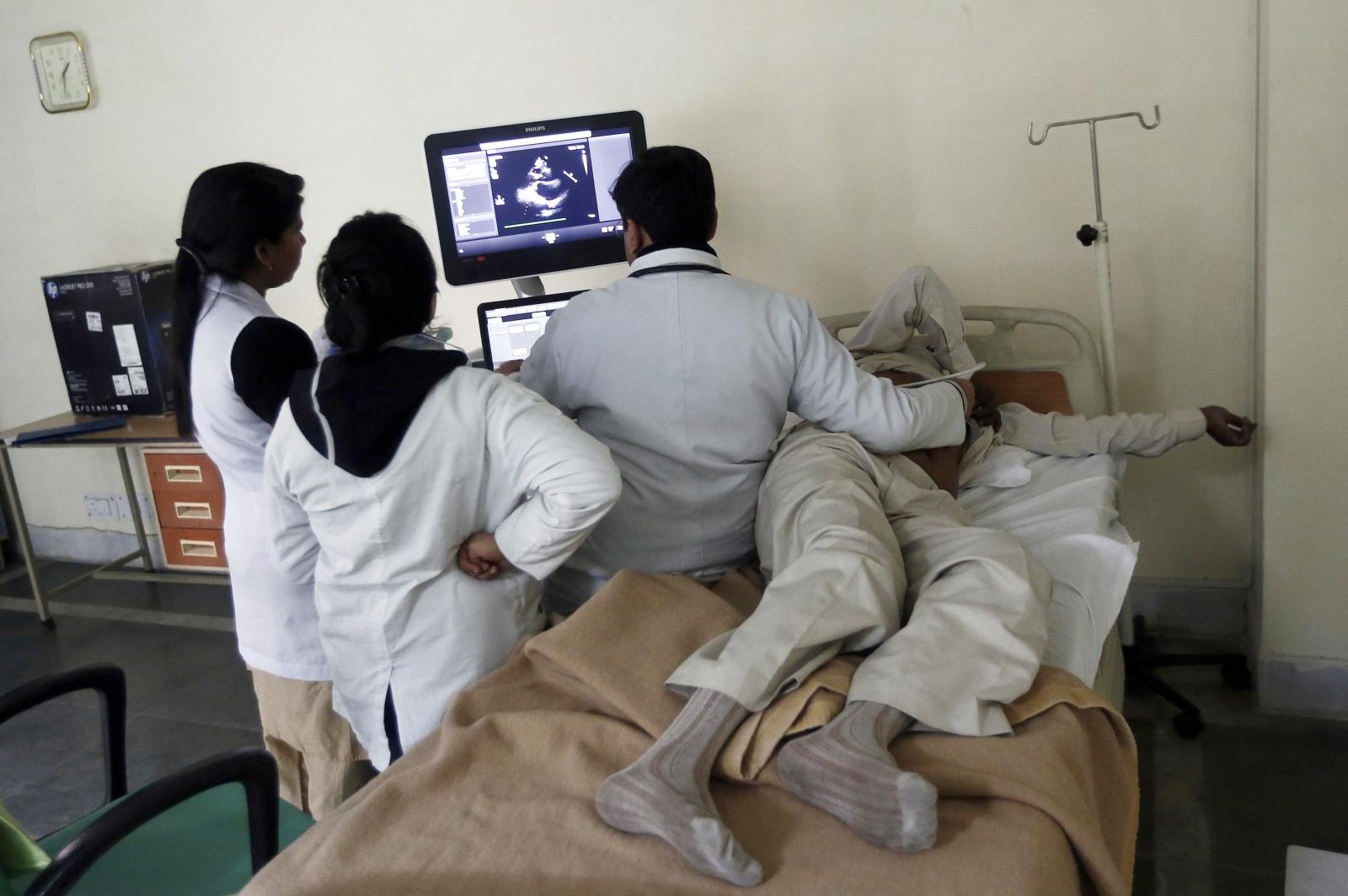Indian doctors