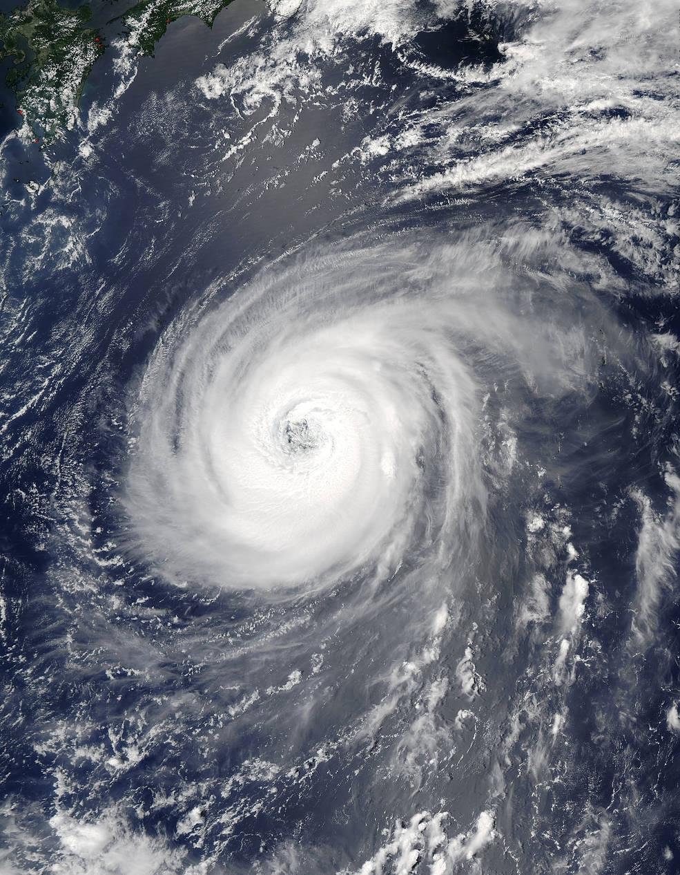 Typhoon Noru