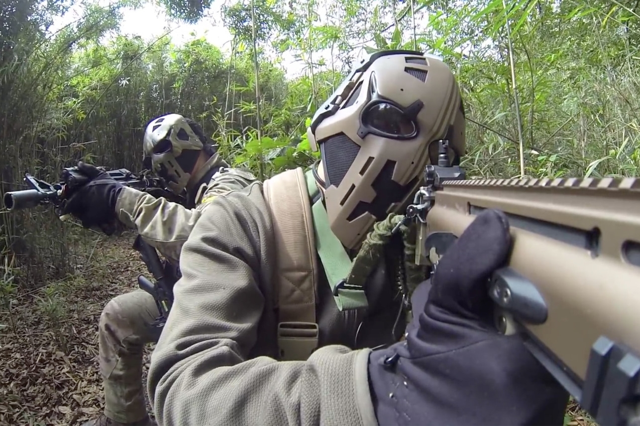 Sas To Trial State Of The Art Boba Fett Bulletproof Helmets