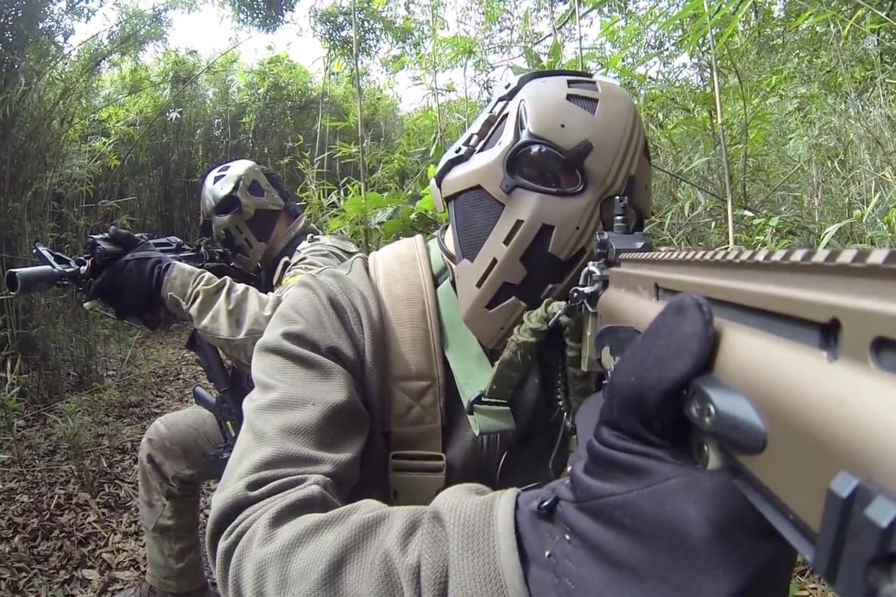 Devtac Boba Fett bulletproof helmet