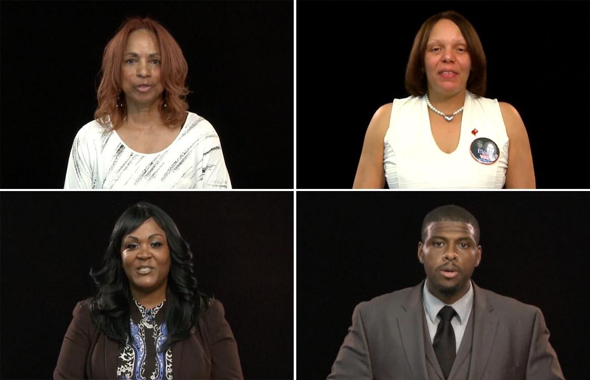 Detroit mayoral candidates