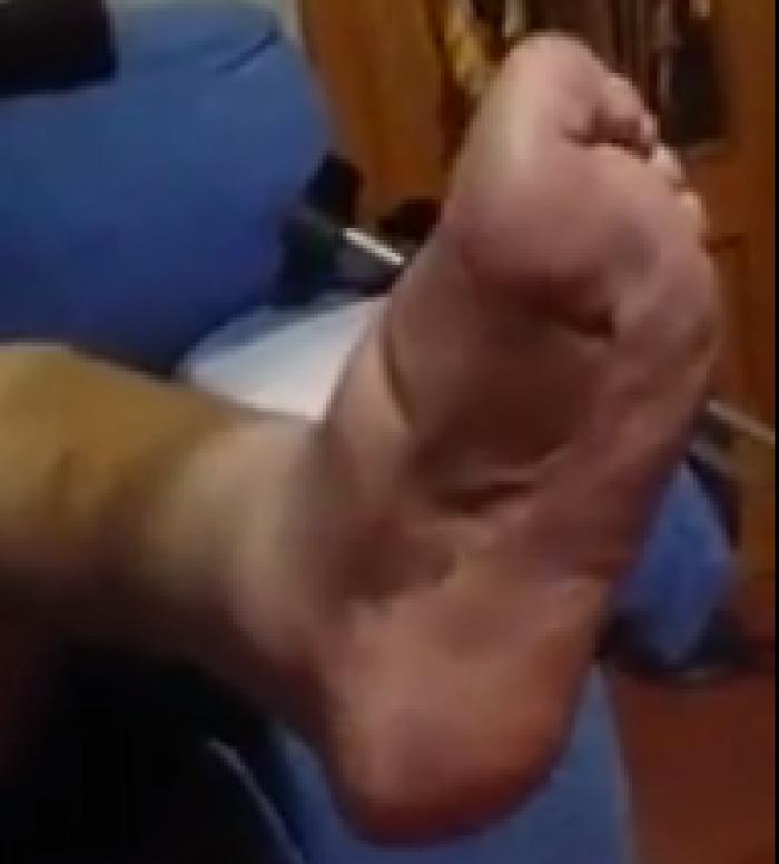 Deaf man hospital wait