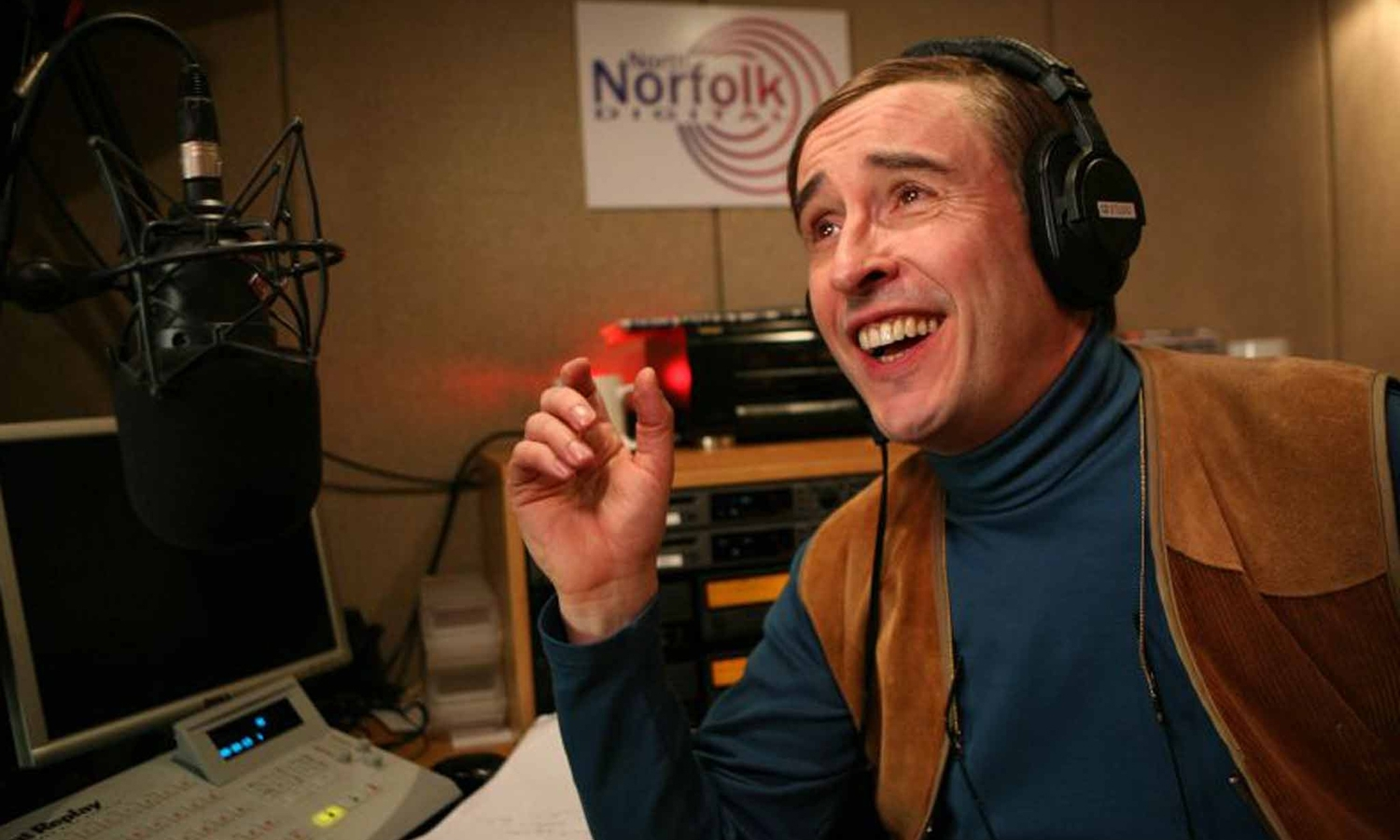Alan Partridge Steve Coogan