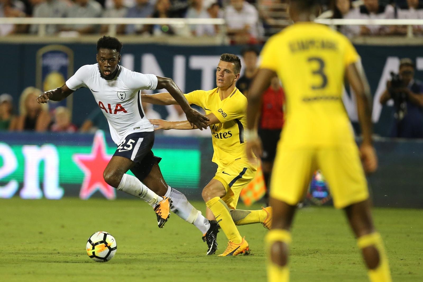Joshua Spurs On Loan At Aston Villa