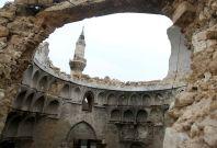 Rebuilding Aleppo destruction Unesco