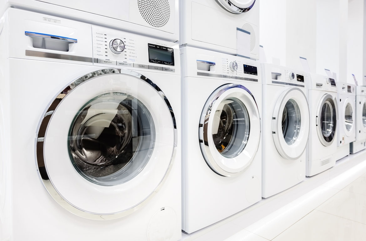 Washing machine invention environment