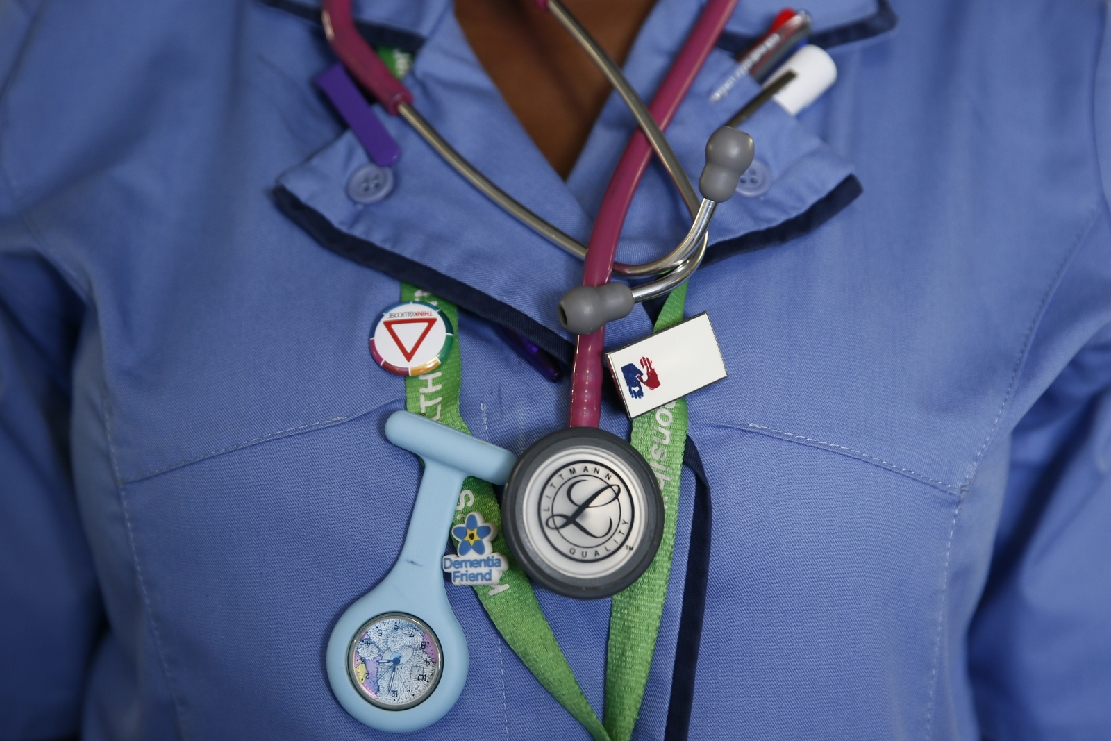 NHS nurse