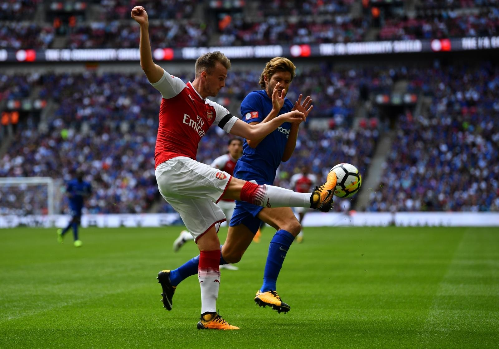Arsenal 0-0 Chelsea: FA Community Shield - LIVE