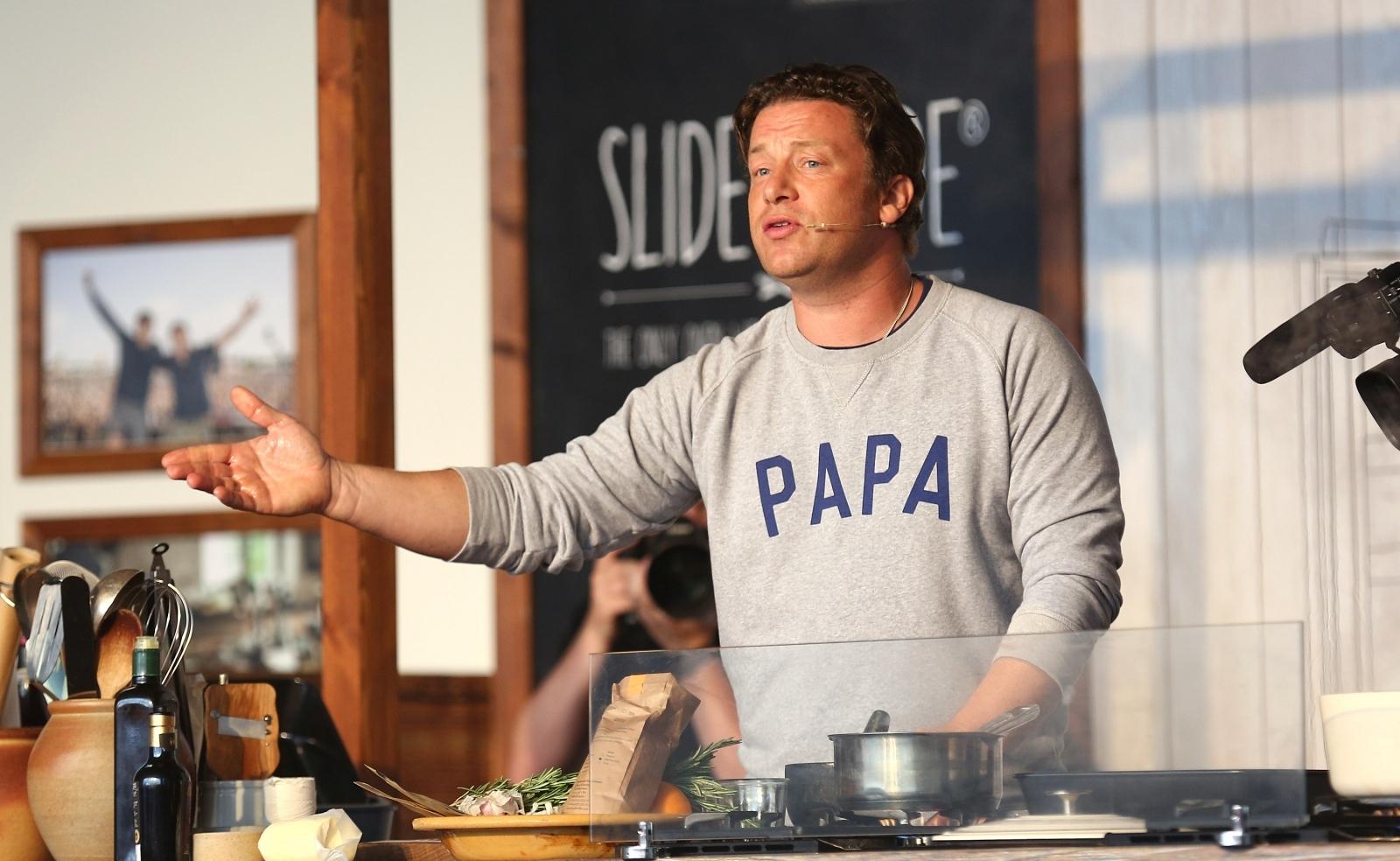 Jamie Oliver on vegans: 'They hate me'