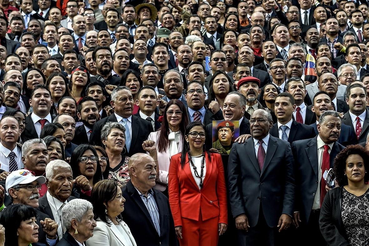 Venezuela coup Valencia