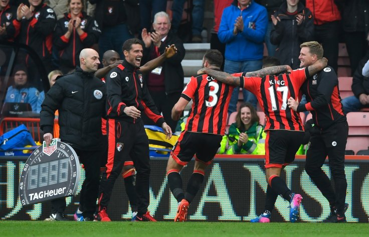 Bournemouth celebrations