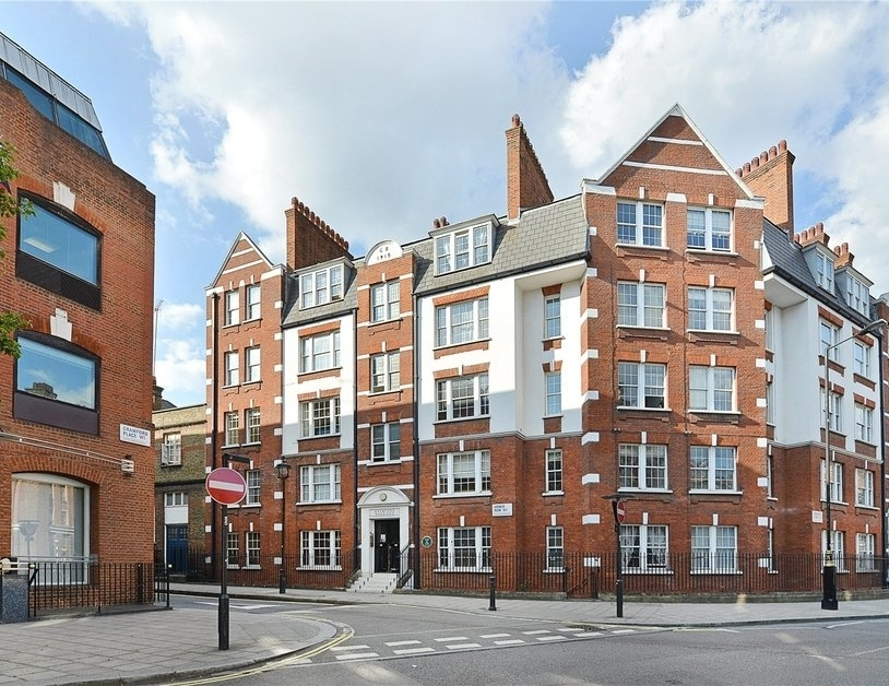 London property: TS Eliot's home in Marylebone is up for sale – but it'll cost you £1m