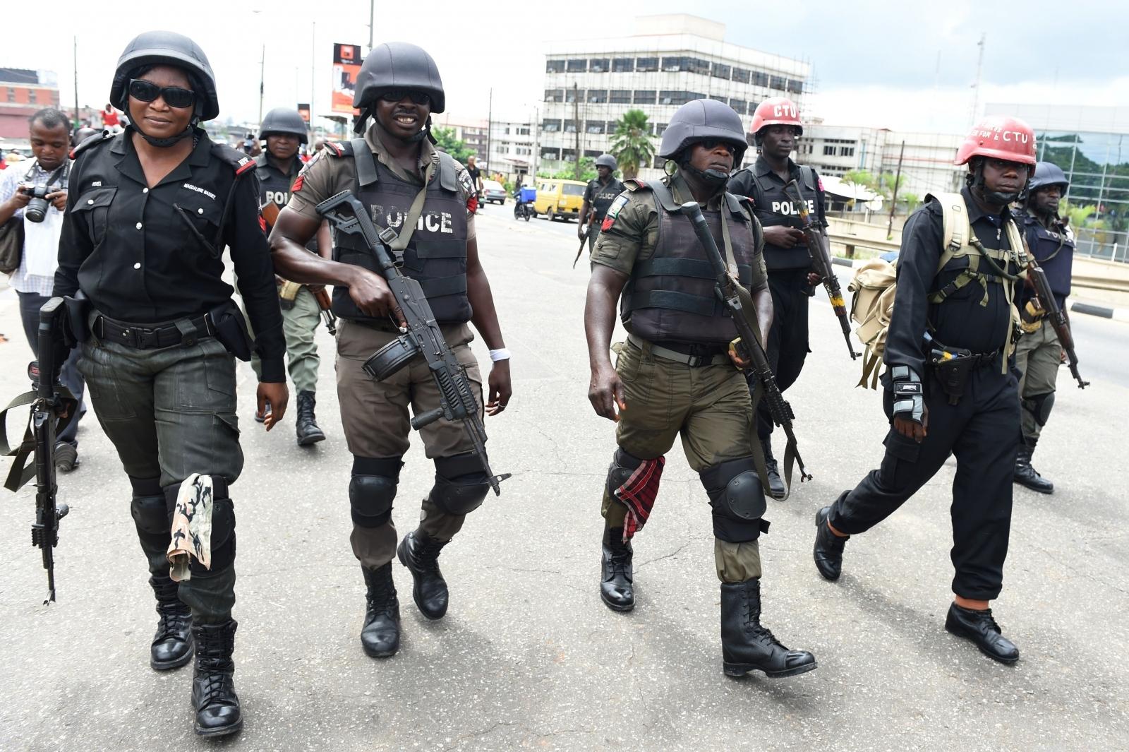 Nigeria church gun attack
