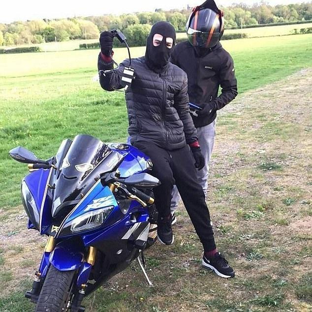 moped gang Instagram