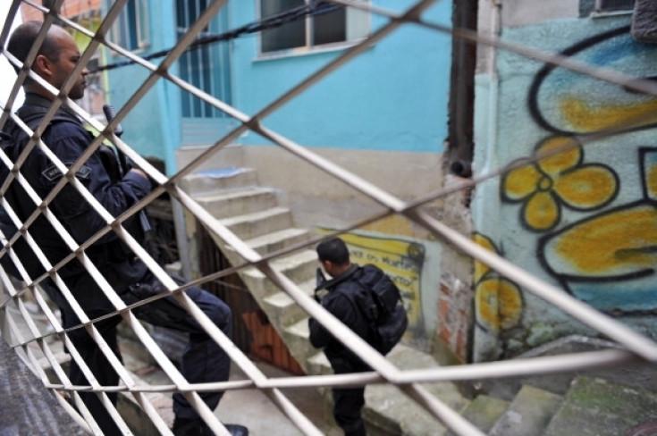 Brazil gangs