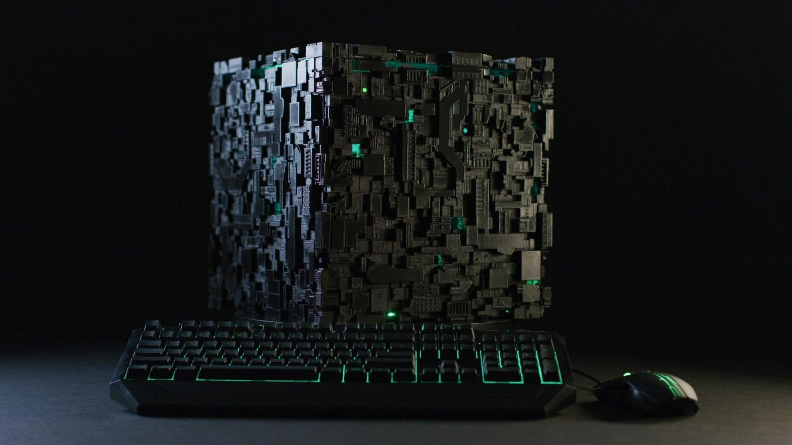 Star Trek Borg Cube PC