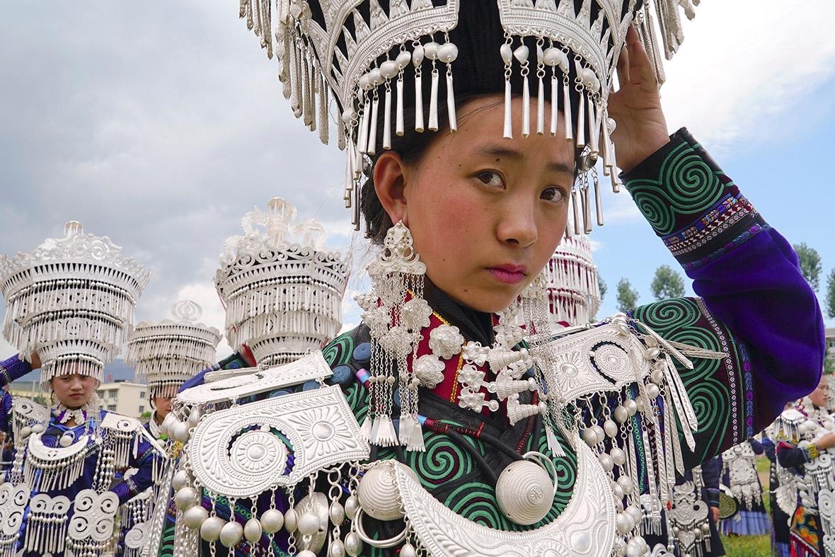 Yi ethnic minority China poverty