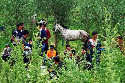 Yi ethnic minority China poverty