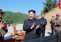 North Korea Responds to U.S. Sanctions