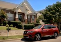 Nissan Rear Door Alert kids hot cars