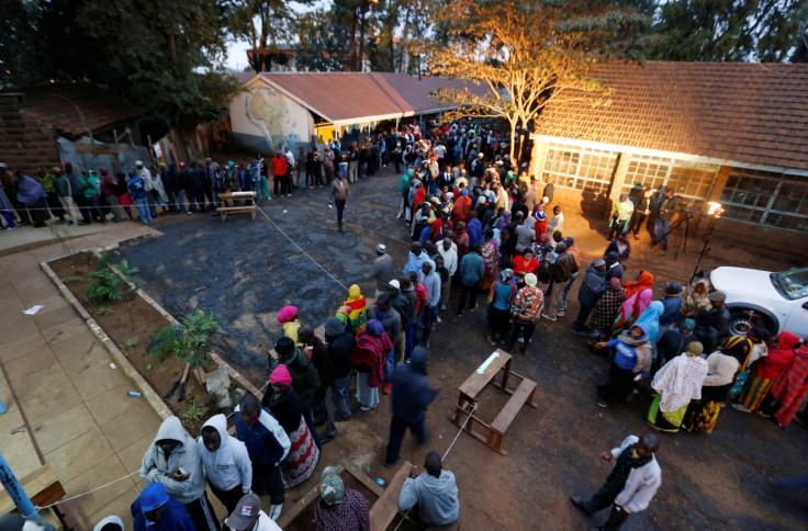 Kenya presidential elections