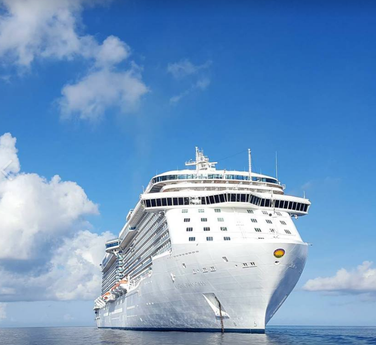 Sea Princess Turned Into Ghost Ship To Avoid Somali Pirate - Pirates attack cruise ship