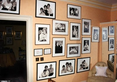 Princess Diana Apartment Kensington