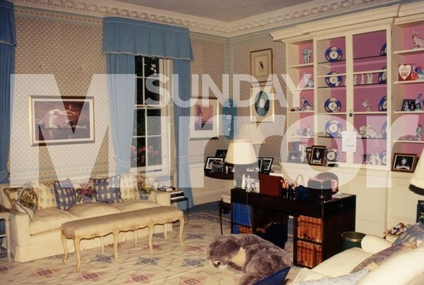 New Pictures Show Princess Diana 39 S Kensington Palace