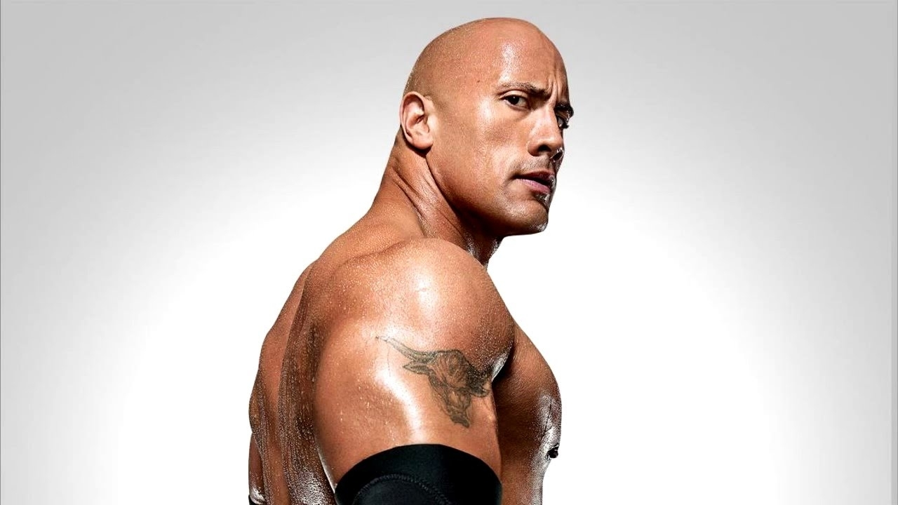 The Rock reveals he is updating his iconic Brahma Bull tattoo