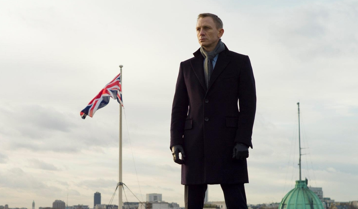 Daniel Craig 007 James Bond