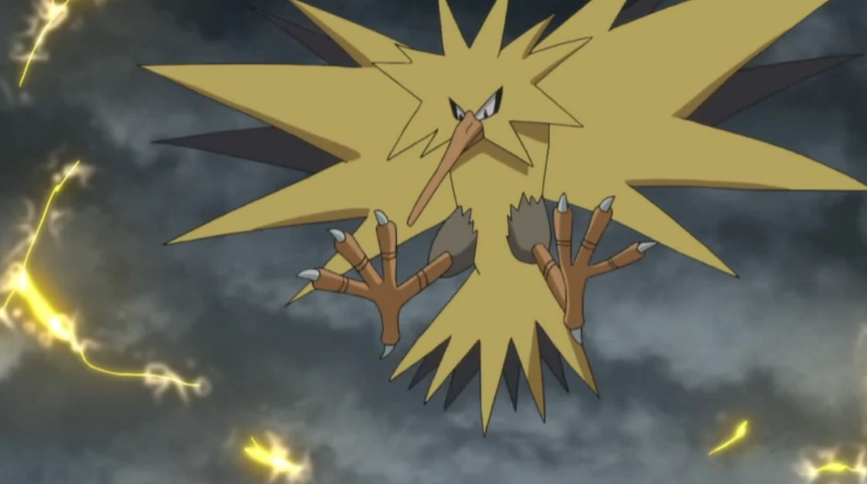 Zapdos Pokemon