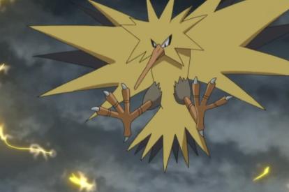 Zapdos Pokemon