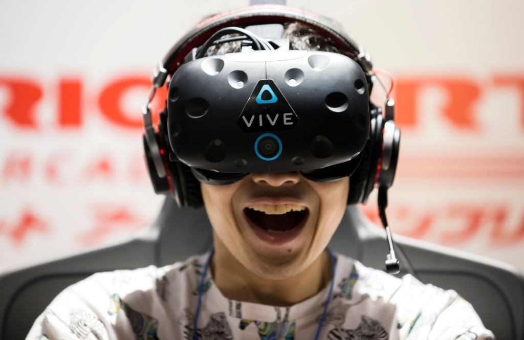 Mind-controlled gaming
