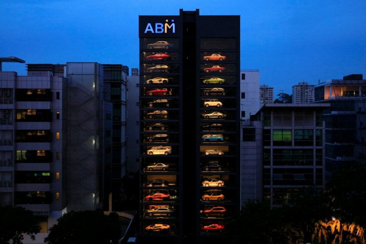 175d3d221f Alibaba to sell luxury cars from giant vending machine in China