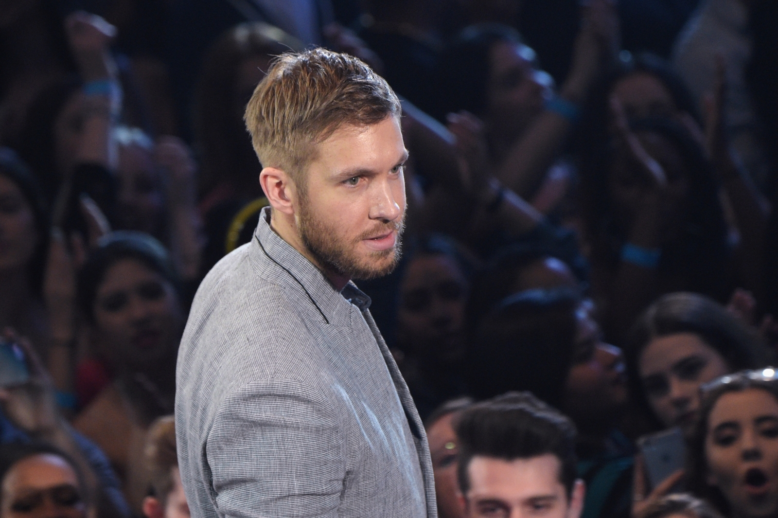 Calvin Harris Continues to Top Forbes Highest-Paid DJs List