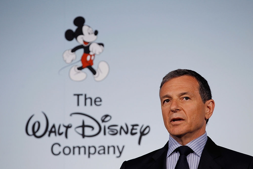 Disney will be pulling its titles from Netflix