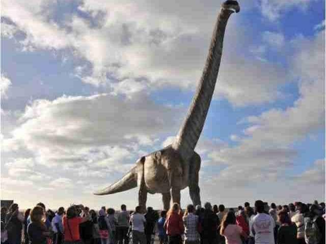 Biggest dinosaur ever
