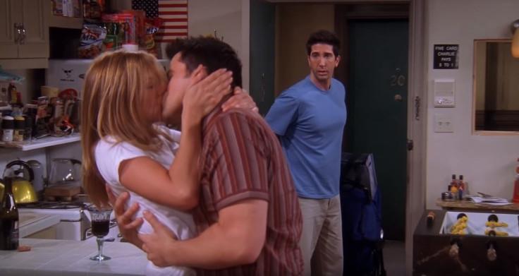 Ross Rachel Joey Friends