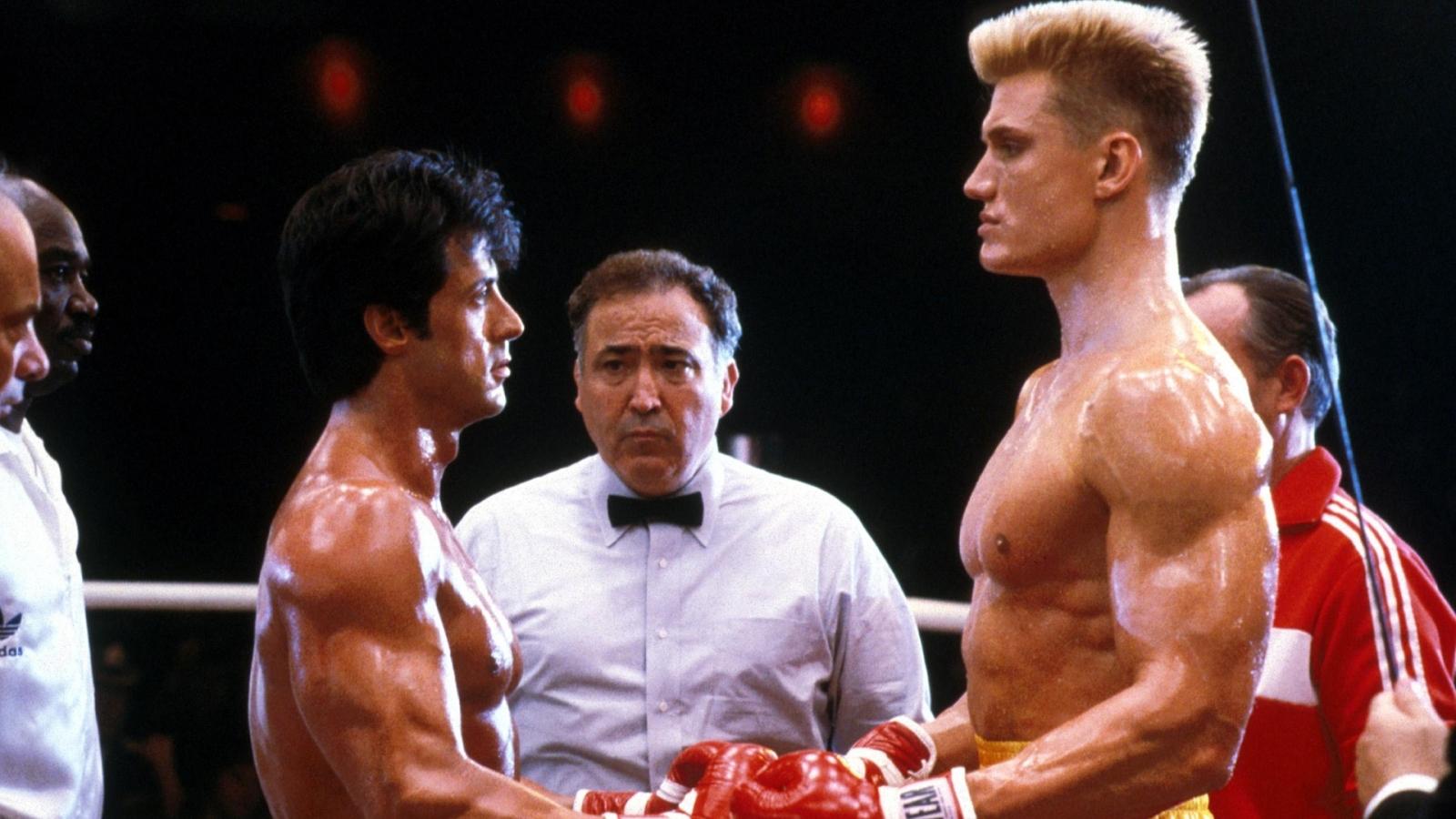 Rocky 4 Ivan Drago Creed 2